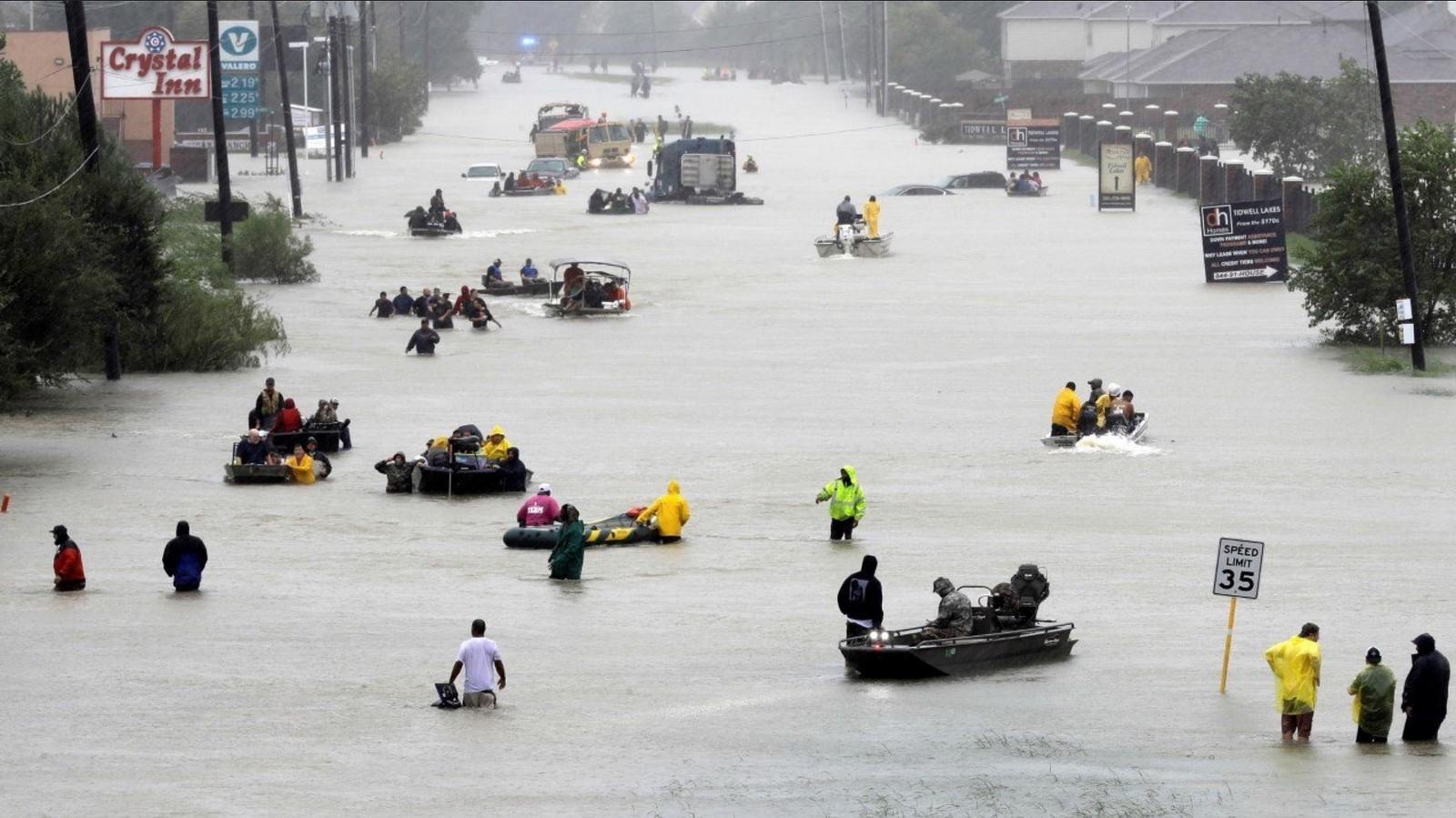 L'emergenza climatica è sempre più decisiva nelle scelte migratorie