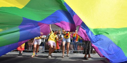 Londra: Gay Pride 2018