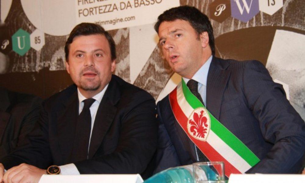 Calenda-Renzi