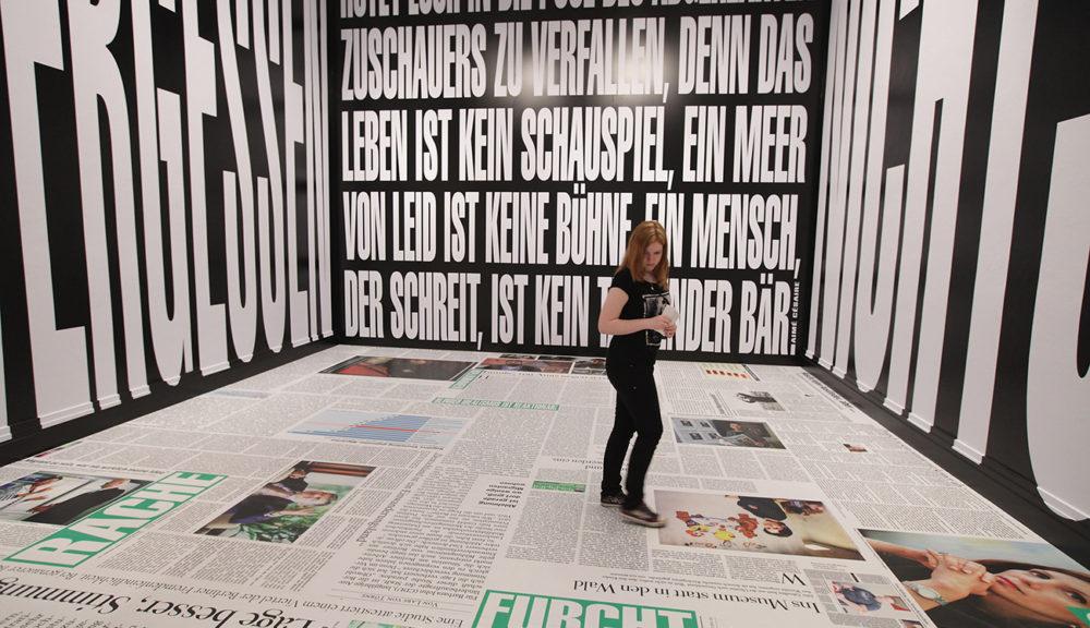 ARTandPress Exhibition At Martin Gropius Bau