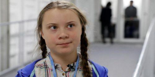 Clima, Brignone: Bagnai da horror, spregevoli insulti a Greta