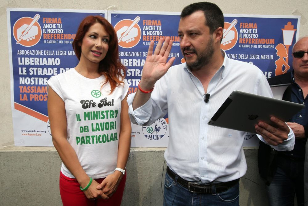 Lega, Brignone: Governo vuole donne nelle case chiuse, ennesima vergogna