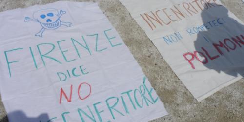 Chi si oppone all'inceneritore nella Piana Fiorentina