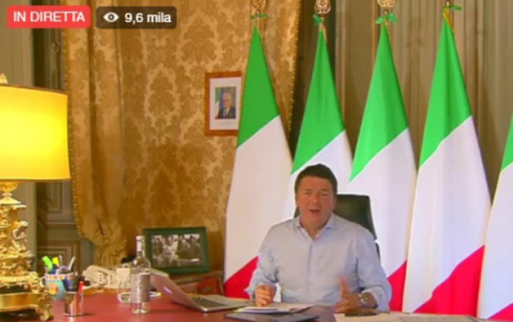 facebook-renzi-solo-italia