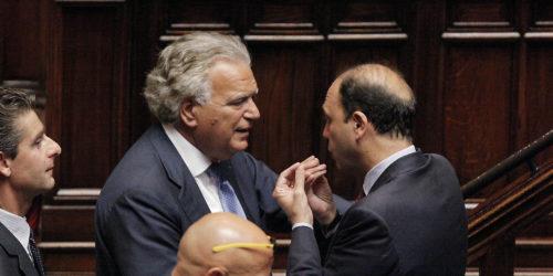 Camera (Parlamento in seduta comune)- Voto per l'elezione di un giudice della Corte Costituzionale
