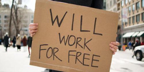 lavoro-gratis