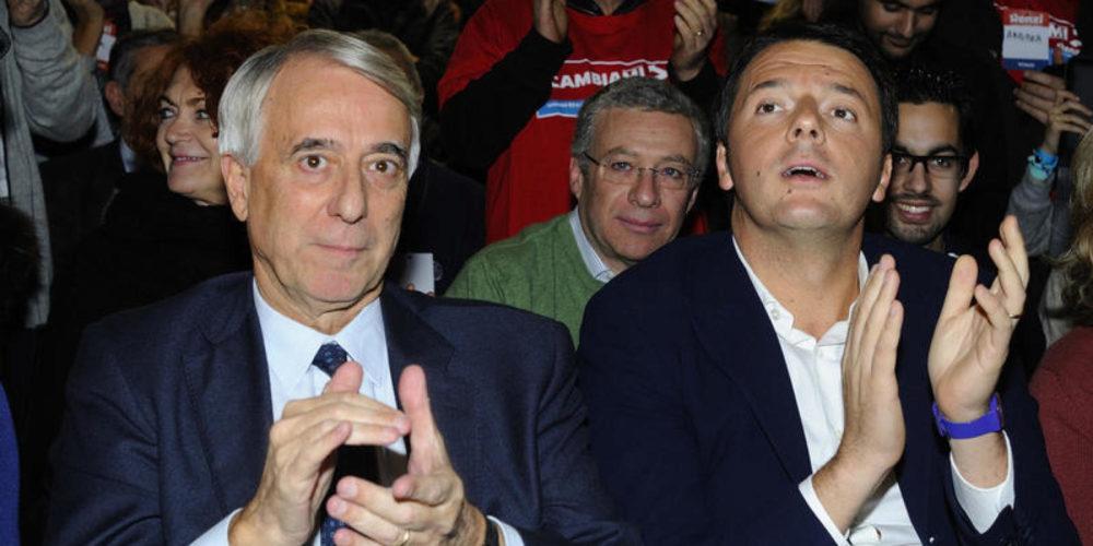 Matteo Renzi chiude la campagna elettorale per le primarie del PD