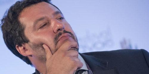 Droga, Civati: Da Salvini modello Reagan, fa favore alle mafie