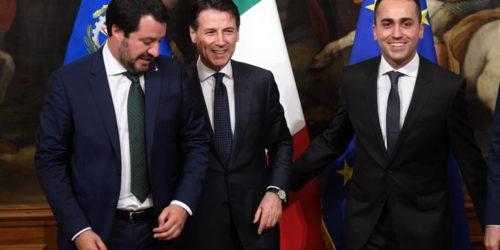 Clima, Brignone: InGran Bretagna dichiarata emergenza, in Italia solo bollettino liti Salvini-Di Maio