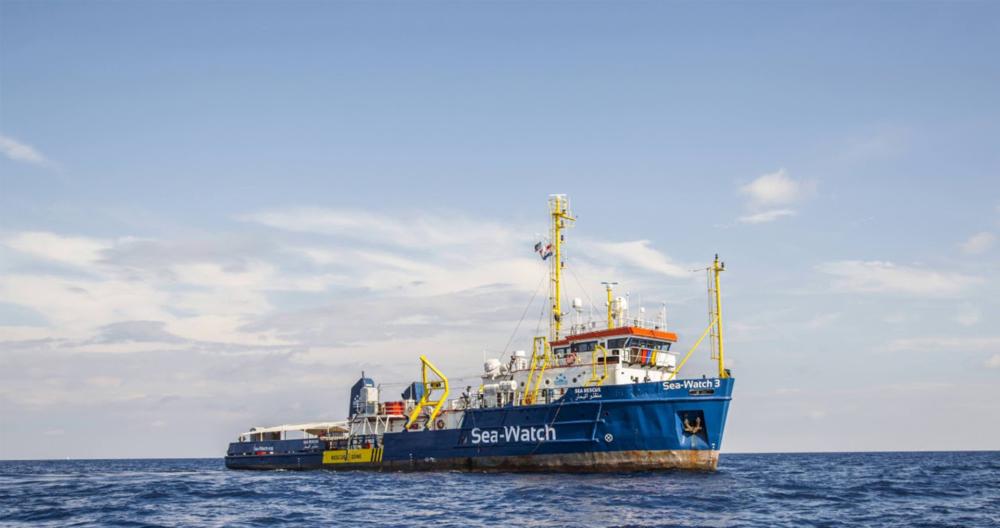 Sea Watch, Possibile: Diffide in 90 province,carbone disumanità per governo