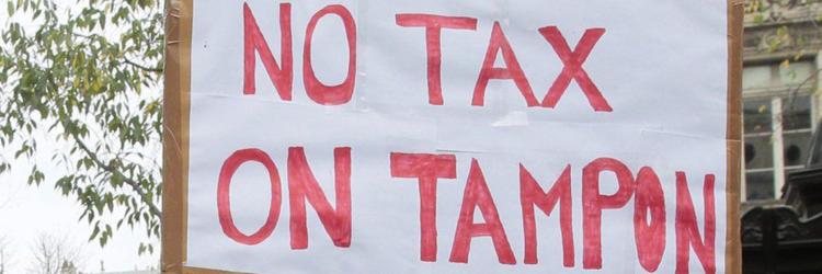 Tampon Tax, Brignone: Lega-M5S contro norma di civiltà