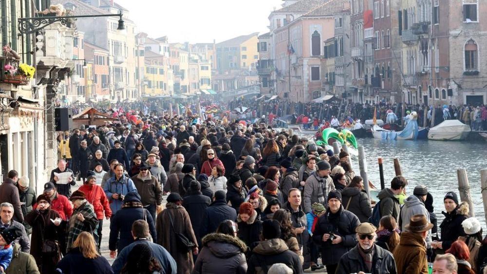 venezia-turisti